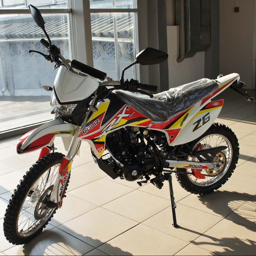 Enduro Asterix с ПТС